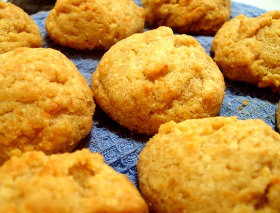 Cheese Puff Balls picture
