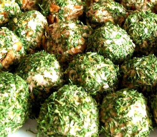 Roquefort Cheese Balls picture