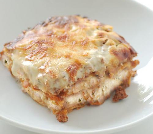 Cheese Lasagne picture