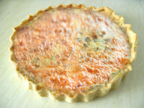 Cheese Quiche picture