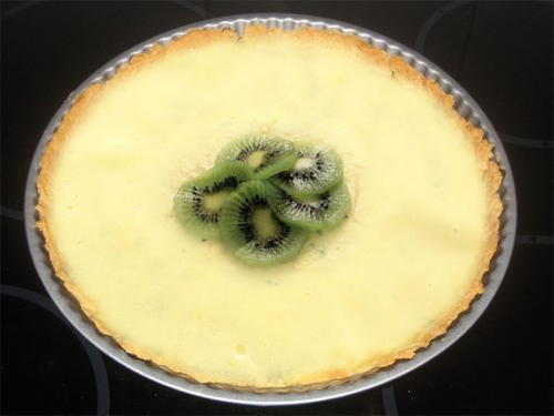 Cheesecake Tart picture