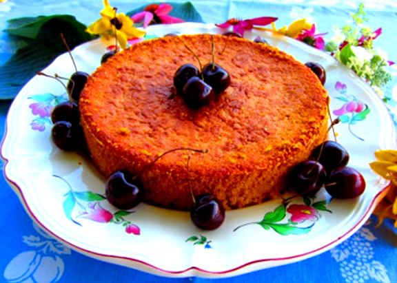 Cherry Nut Cake picture
