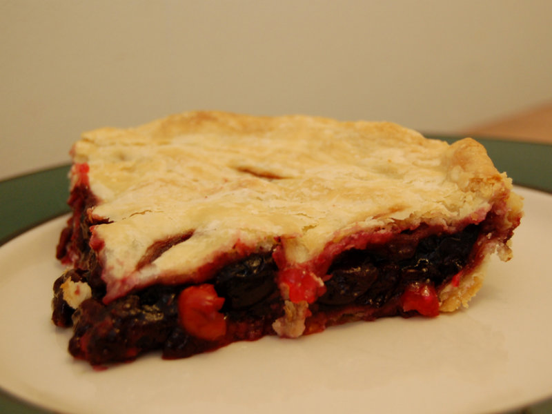Frozen Cherry Pie  picture