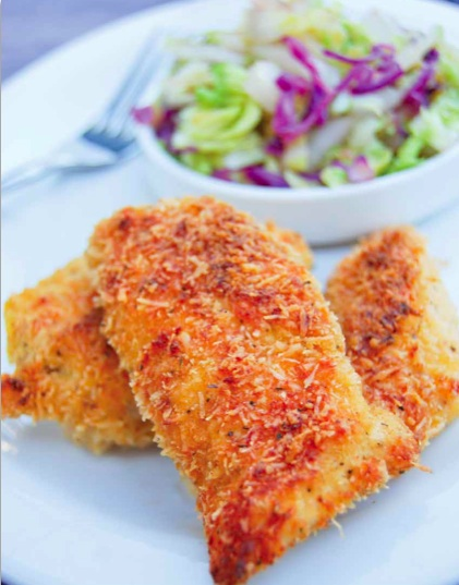 Coconut Chicken Strips picture