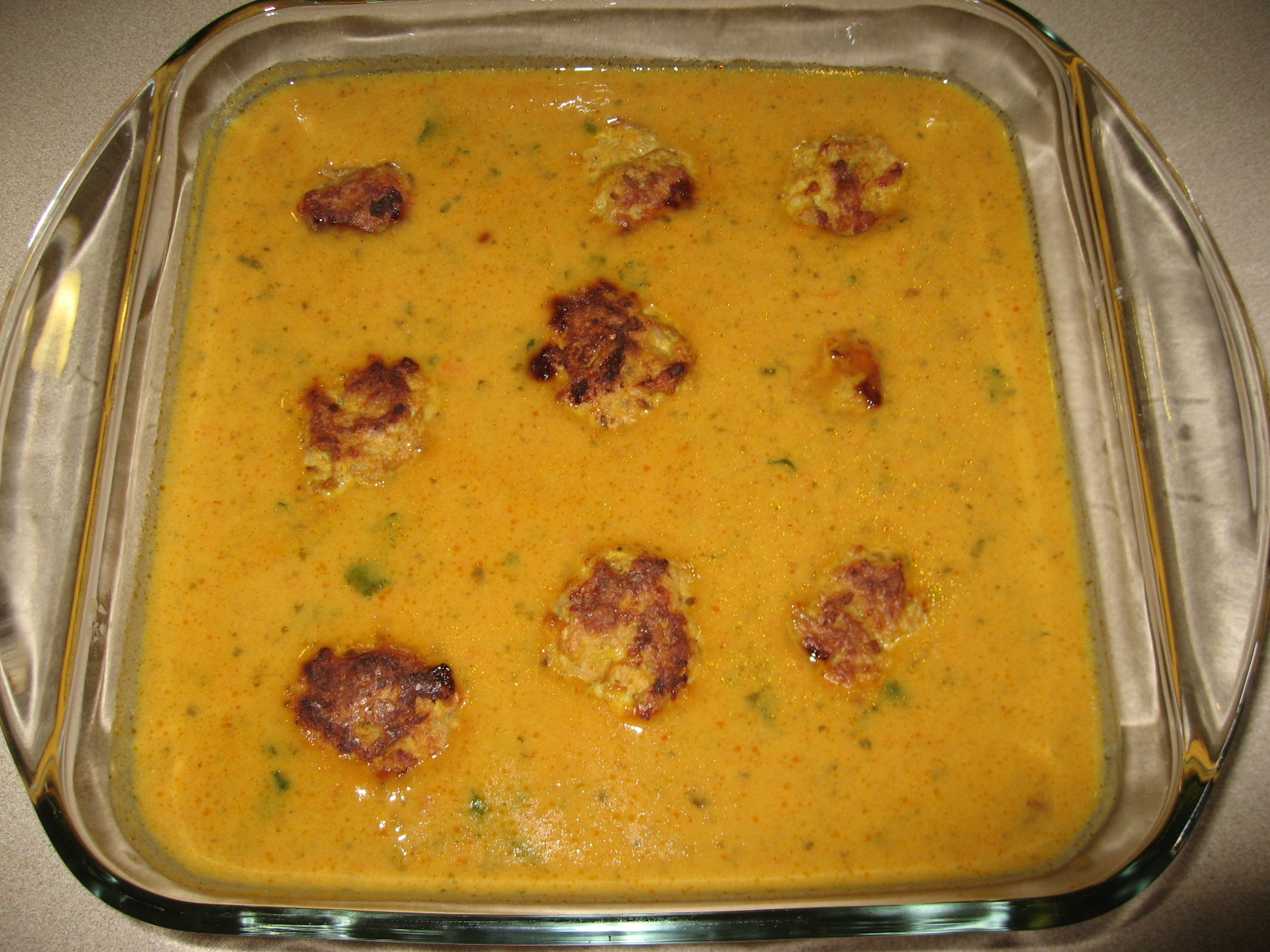 Chicken Kofta Curry picture