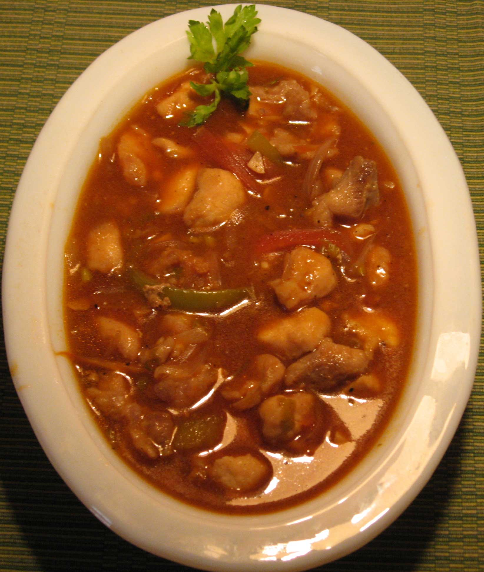 Chicken Manchurian picture