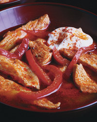 Chicken Paprikash picture