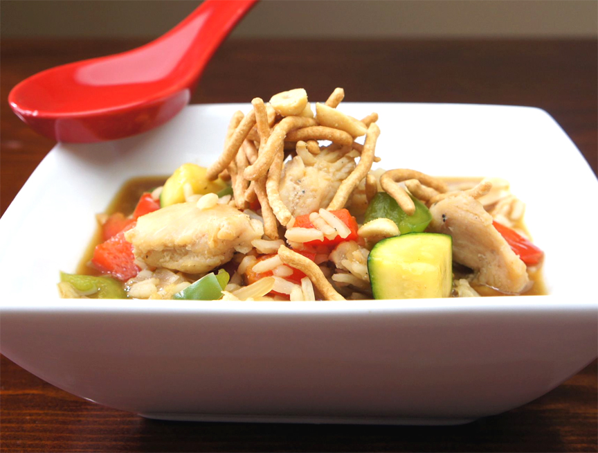 Chicken Stir Fry Soup picture