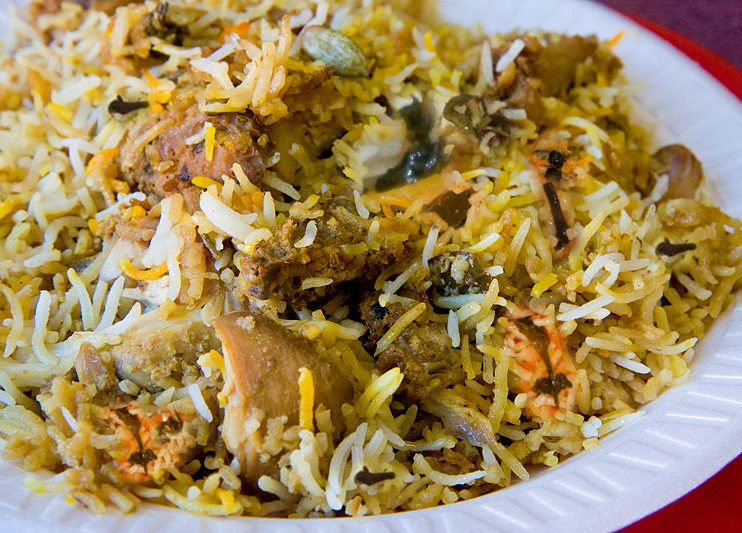 Chicken Biryani picture