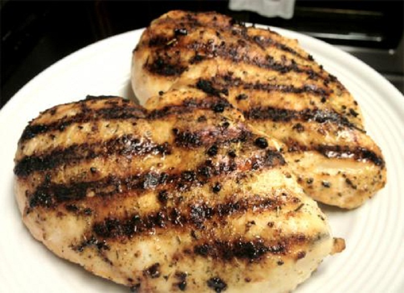 Chicken  Breasts With Afghani Yogurt Marinade  picture