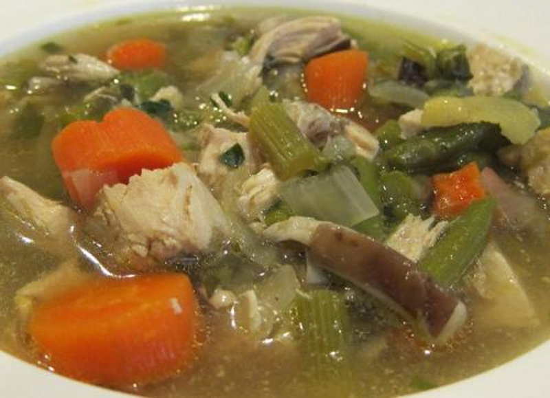 Chicken Broth (Rosol Z Kury) picture