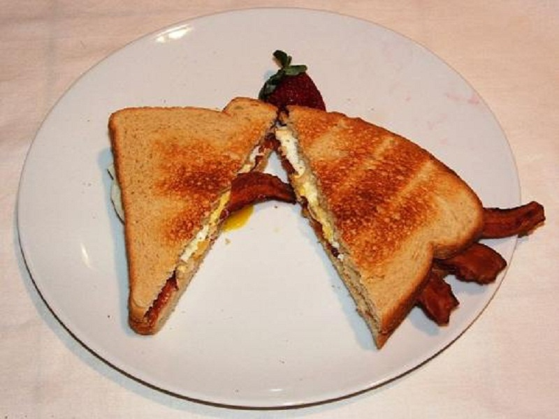 Chicken Cheese Sandwiches picture