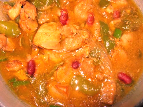 Chicken Chili picture