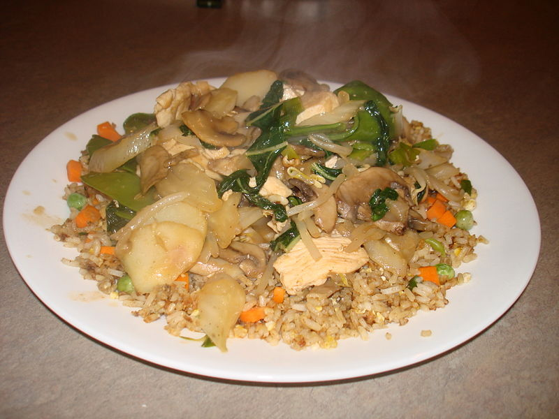 Chicken Chop Suey picture