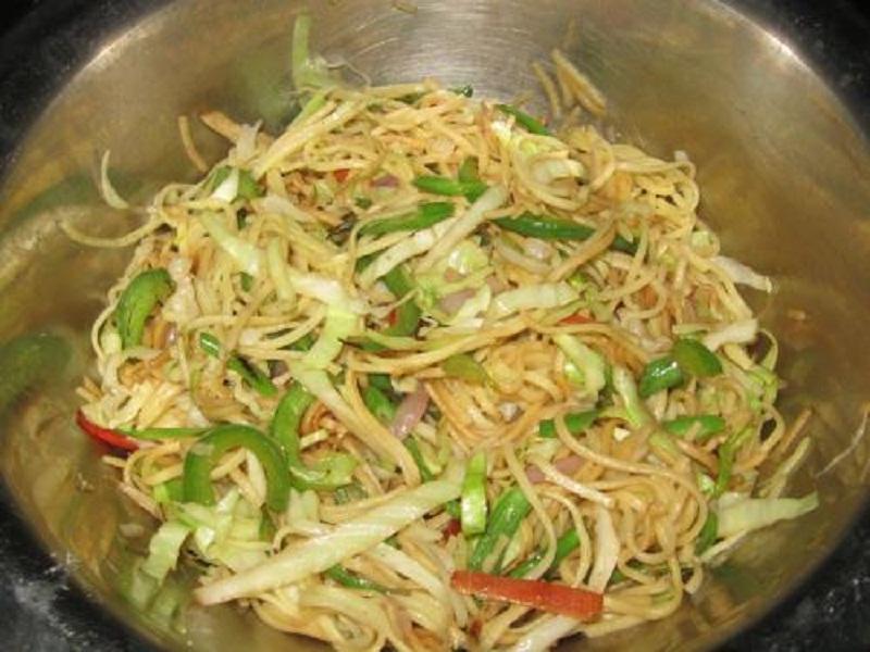 Chicken ChowMein picture