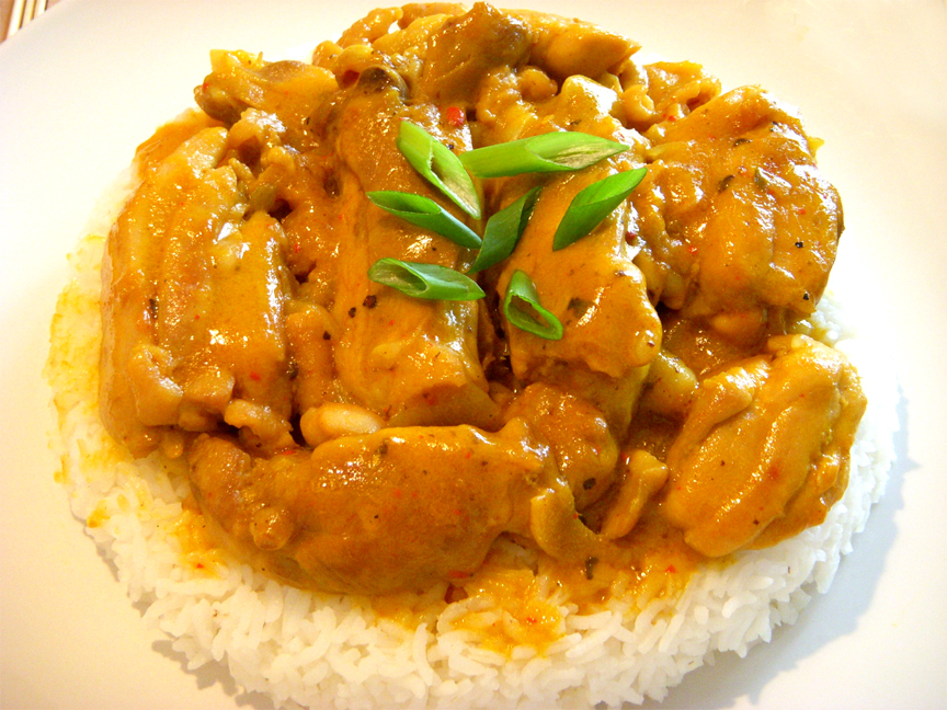 Chicken Curry Rice  picture