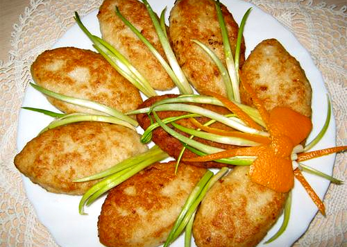 Chicken Cutlets picture