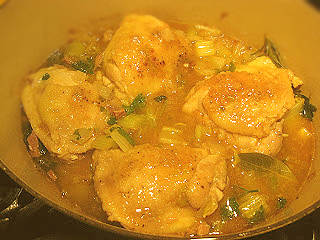 Fricassee Of Chicken picture