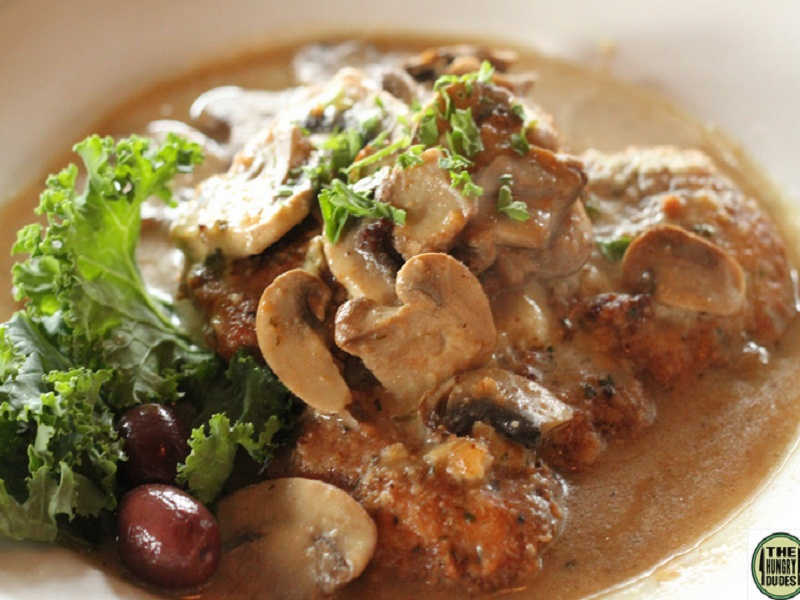 Chicken Madeira picture