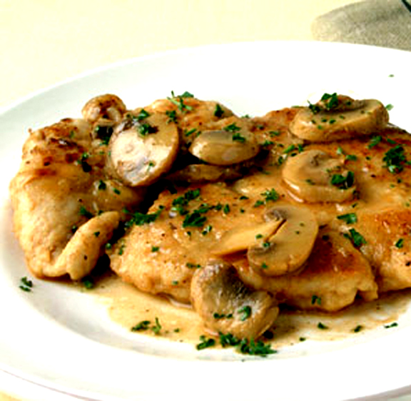 Chicken Marsala picture
