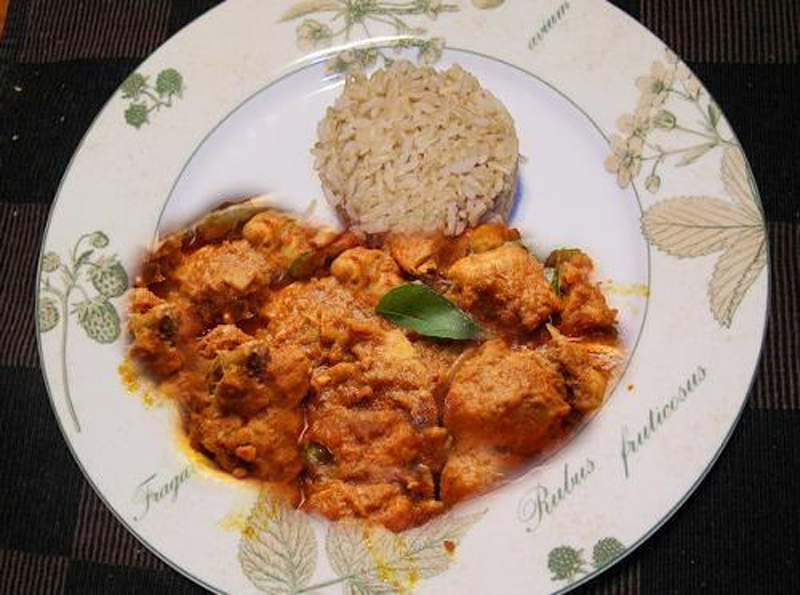 Easy Chicken Mughlai picture