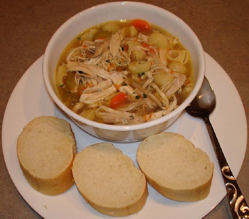 Chicken Noodle Soup picture