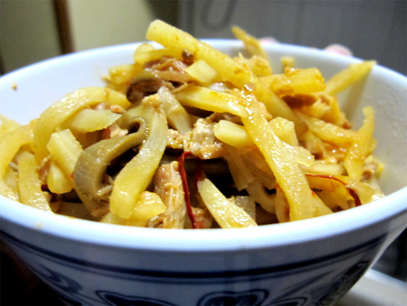 Chicken Oriental With Rice picture