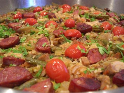 Chicken Paella picture