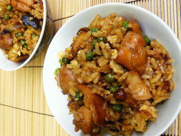 Oriental Chicken Pilaf picture