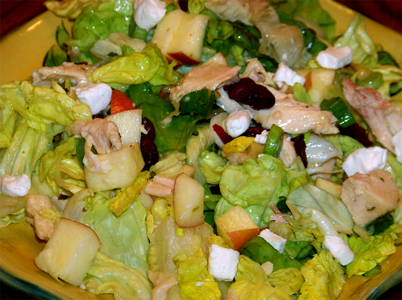 Chicken Salad With Tarragon Vinaigrette picture
