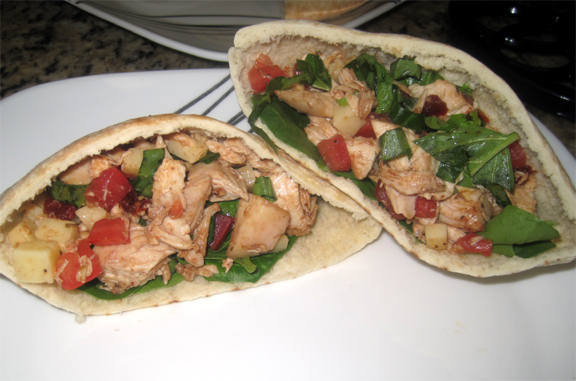 Chicken Salad Pockets picture