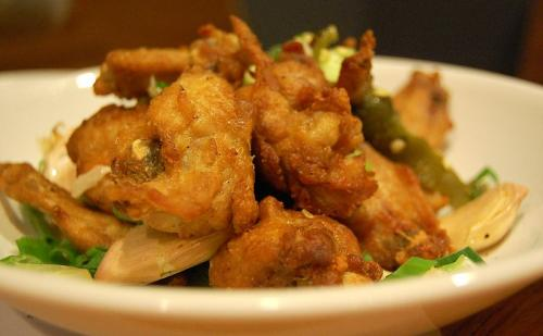 Thai Chicken Wings picture
