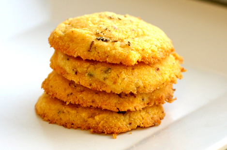 Chickpea Biscuits picture