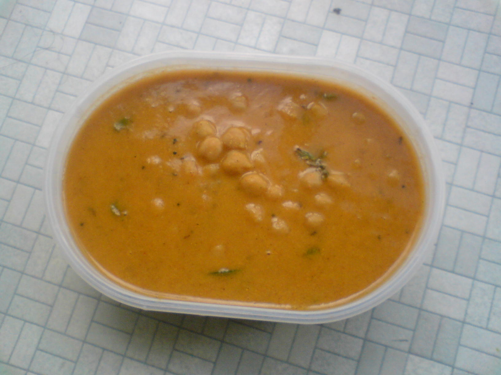 Chickpeas Curry picture