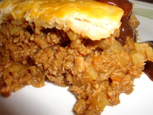 Chilean Meat Pie picture