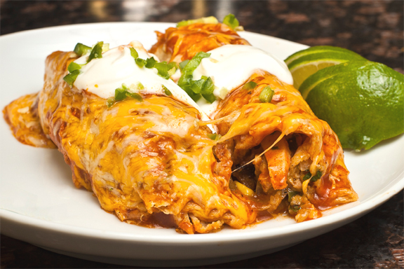 Chili Enchiladas picture
