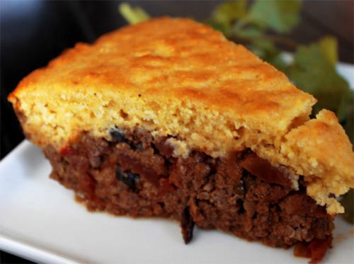 Chili Tamale Pie picture