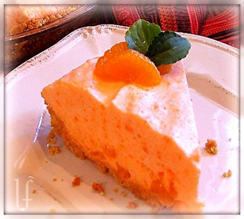 Chilled Citrus Cheesecake picture