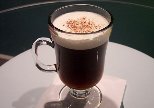Chilled Irish Coffee Nog picture