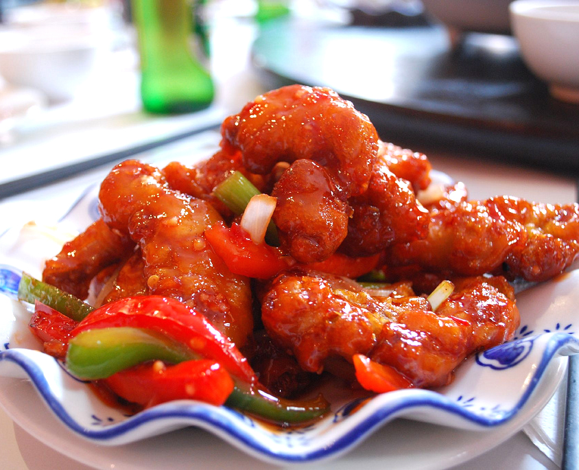 Chilli Chicken picture