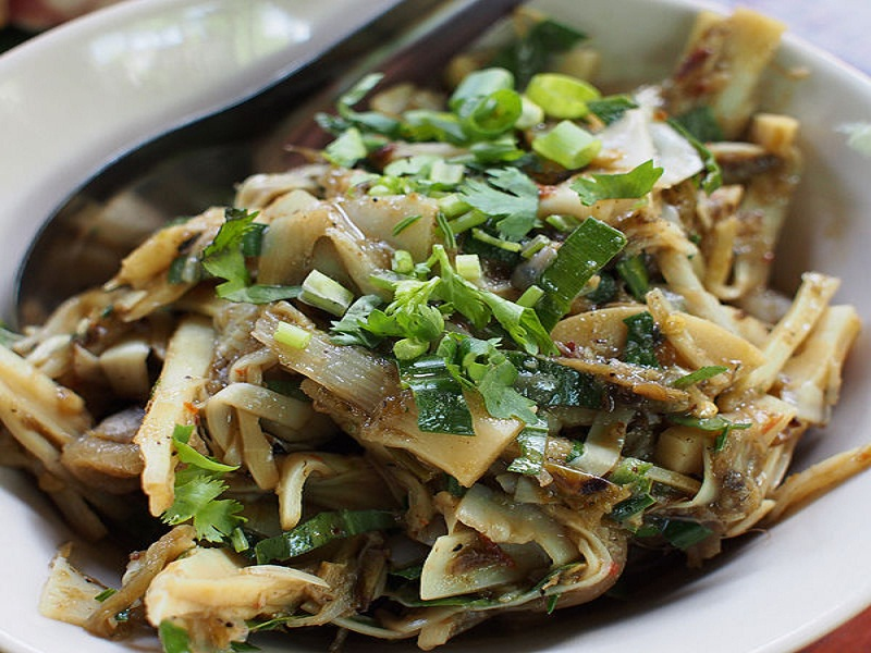 Chinese Bamboo Shoots Salad picture