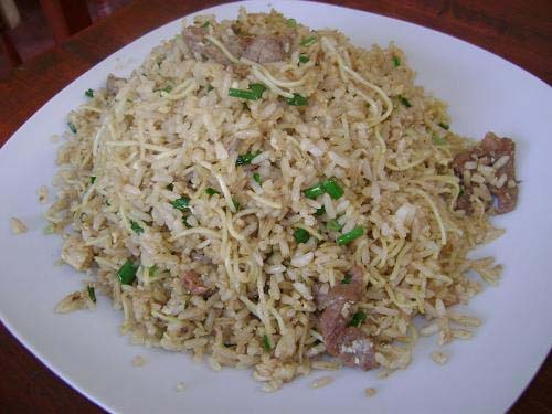 Chinese Beef And Rice picture