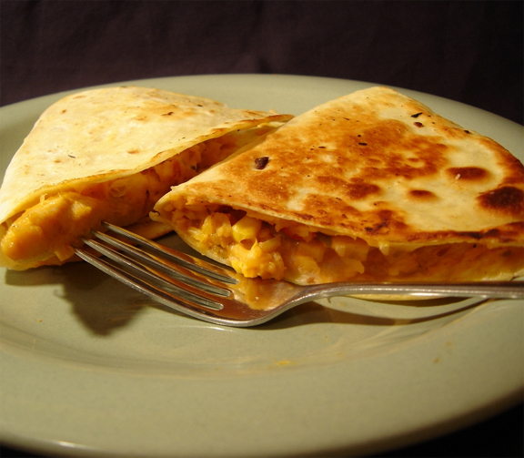 Chipotle Chicken Quesadillas picture
