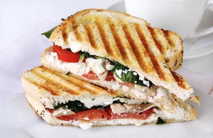 CHICKEN GOAT CHEESE PANINI picture