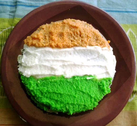 Independence Day Cake picture