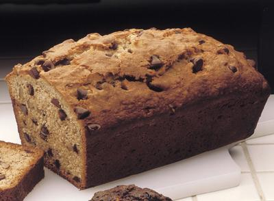 Chocolate Chip Banana Nut Bread picture