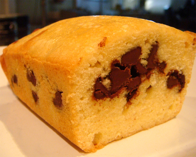Chocolate Chip Pound Cake picture