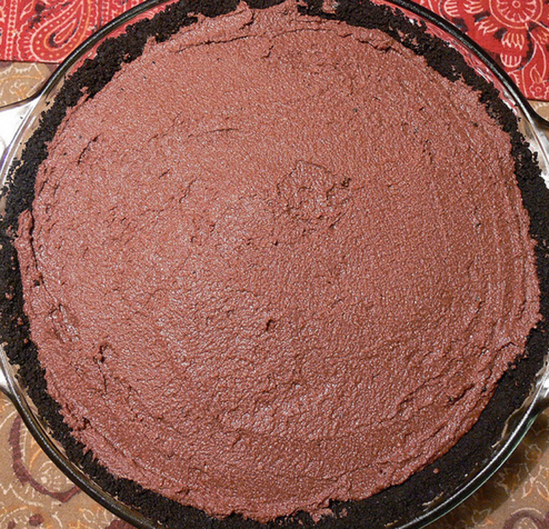 Chocolate Cookie Crumb Crust  picture