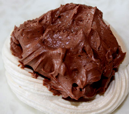 French Chocolate Cream picture