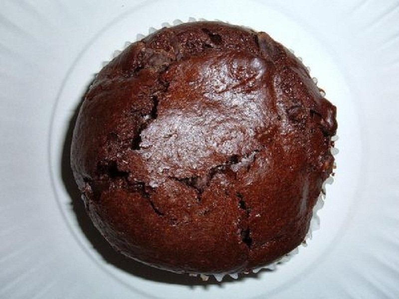 Chocolate Filled Muffins picture